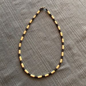 Jewelry - Blue and white necklace
